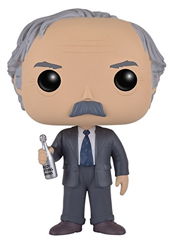 Funko Pop! Film: Willy Wonka e la fabbrica di cioccolato - Grandpa Joe (Cioccolato Photo)