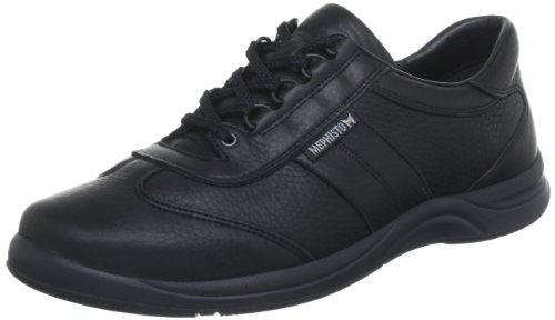 MEPHISTO HIKE H843MQ3 hommes Chaussures à lacets Noir (Ebony Oily)