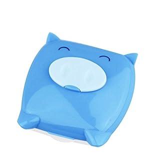 Rekkles Little Pig Cartoon Contact Lens Case Companion Box Contact Lenses Box
