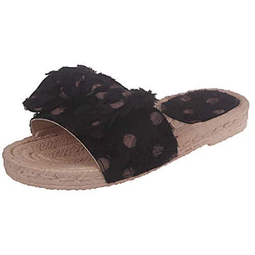 Zapatillas para Mujer, Zapatillas de Playa Casuales, de Moda, Zapatillas de Playa, Zapatillas de Verano Retro de Roma. Kinlene