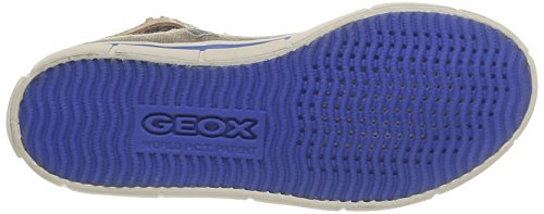 Geox - J Kiwi B D, Scarpe da bambini e ragazzi Marron (Brown/Sky)