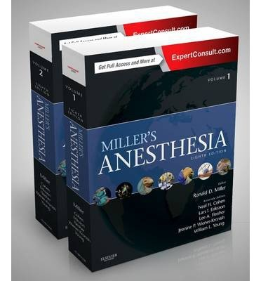 [(Miller's Anesthesia)] [Author: Ronald D. Miller] published on (January, 2015)