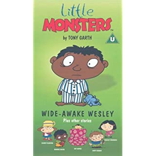 Little Monsters: Wide-Awake Wesley Plus Other Stories [VHS]