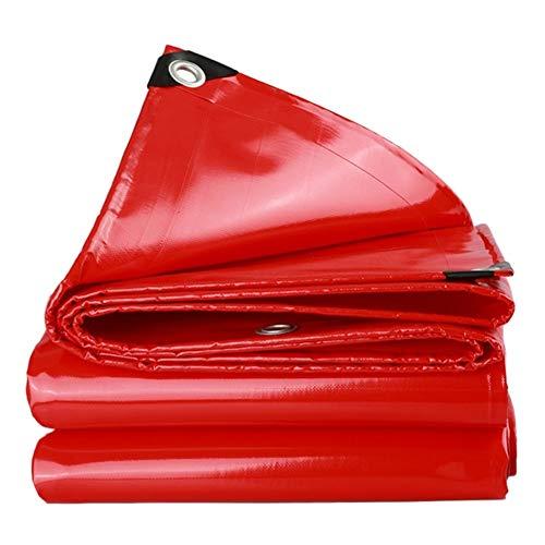 Plane Dickes PVC-Sonnenschutz-Regen-Oxford-Tuch Outdoor Canvas-Plane, eine Vielzahl von Größen erhältlich (Size : 5mX7m) -