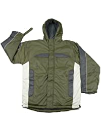 US POLO - Jacket Veste à capuche zippé homme - vert