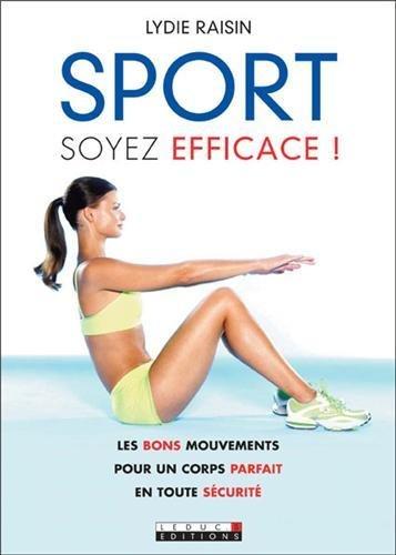 Sport : soyez efficace !