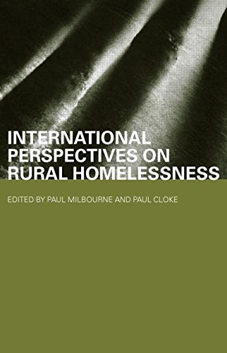 [(International Perspectives on Rural Homelessness)] [Edited by Paul Cloke ] published on (November, 2006)