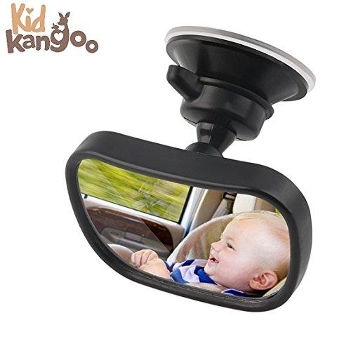 Rückspiegel fürs Auto - Spiegel für den Rücksitz - Autospiegel, um das Baby zu sehen - Spiegel für die Beobachtung des Kindes im Auto - Garantie und kostenlose Lieferung - PREMIUM-SICHERHEITSPRODUKT (c) Mini)