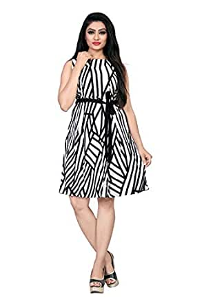 Ethnic 4 You Western Dresses for Womens and Girls one Pieces Dress_frk016