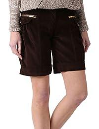 Miss Coquines - Short velours trendy - Shorts et Pantacourts
