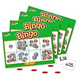 Young Learner Bingo Game, Money, Sold as 1Each