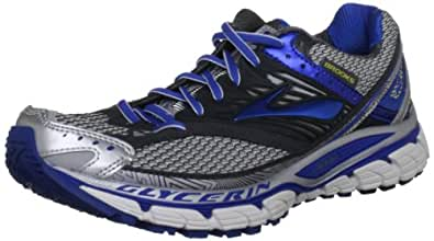 Brooks Men's Glycerin 10 M Blue/White/Silver/Black Trainer 1101181D749 7 UK, 8 US