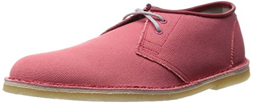 clarks-mens-jink-derby-shoes-red-size-5