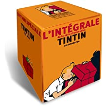 Tintin : Coffret Intégrale 21 DVD
