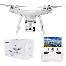 UPair One Quadrocopter Drohne mit 4K Full-HD Videokamera 2.4G Fernsteuerung FPV live übertragung, Headless Modus,Höhenhaltung,Home Return