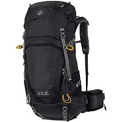 Jack Wolfskin Daypacks & Bags Highland Trail 48 Mochila 74 cm, negro