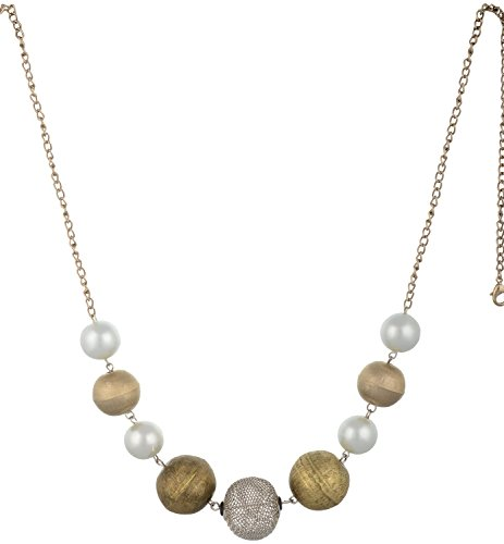 sempre-london-european-gold-pearl-necklace-with-silver-plated-designer-necklace-for-women