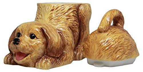 Pacific Giftware Golden Retriever Keramik Cookie Jar Keramik Cookie Jar