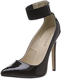 4c9f676621886 Pleaser SEXY-33 - Zapatos con Cierre al Tobillo de Material sintético Mujer