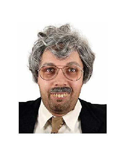 Hausmeister Kostüm - O47624 Damen Herren Brille Horst Opabrille Omabrille