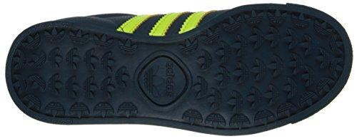 Adidas Samoa Synthétique Baskets MinBlu-SYello-FtWwht