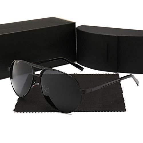 MOLUO Sonnenbrille Polarisierte Sonnenbrille für männer metalllegierung Vintage Sonnenbrille Frauen Fahren die Sonnenbrille männer angelbrille @ b