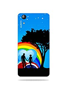 alDivo Premium Quality Printed Mobile Back Cover For Micromax Canvas Selfie Q340 / Micromax Canvas Selfie Q340 Back Case Cover (MKD1075)