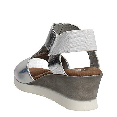 Cinzia Soft IAB781158 Sandalo Donna Argento