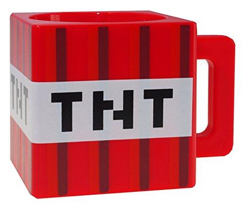 Der Creeper Kostüm - Minecraft 8.89343E+11 Trinkbecher im TNT-Block-Design, 290