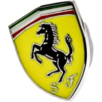 Ferrari Pin Scudetto Ferrari Spilla in metallo smaltato