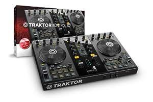 Native Instruments Système DJ à deux platines Traktor Kontrol S2 2+1