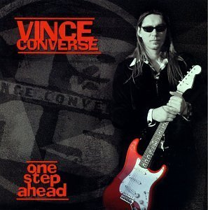 One Step Ahead by Vince Converse (1999-07-13)
