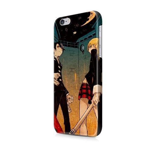 iPhone 5C coque, Bretfly Nelson® Splatoon Série Plastique Snap-On coque Peau Cover pour iPhone 5C KOOHOFD912531 SOUL EATER - 007