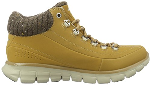 Cestini inverno Notti Skechers Beige Femme Skees Sinergia wtn Sportives IxBI6H