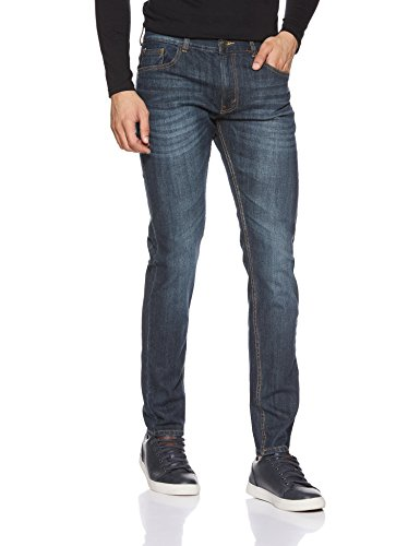 Newport by Unlimited Men's Slim Fit Jeans (275908851_BLUE-DS_34)