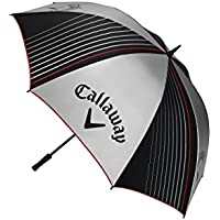 "Callaway Golf 2018 64"" UV 50+ Single Canopy Golf Umbrella"
