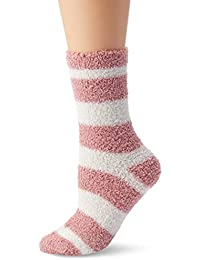 Womens Cupcake Stripe Slipper Socks, Multicoloured, One Size (Manufacturer Size: 1) Dorothy Perkins