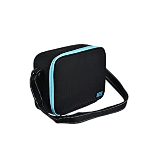 Polar Gear Active Munich Cooler Optic Dot Turquoiuse, Polyester Turquoise, 8 x 24 x 20 cm