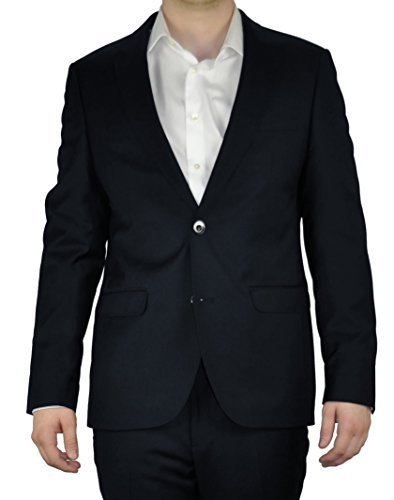 Michaelax-Fashion-Trade -  Blazer  - Basic - Uomo Blau(10)