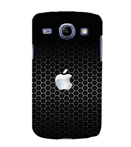 printtech Apple Back Case Cover for Samsung Galaxy A5 / Samsung Galaxy A5 A500F