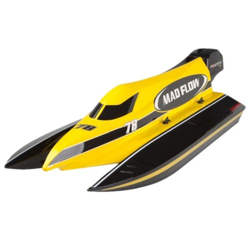 Amewi 26050 - Mad Flow Brushless Speedboot, 590 mm