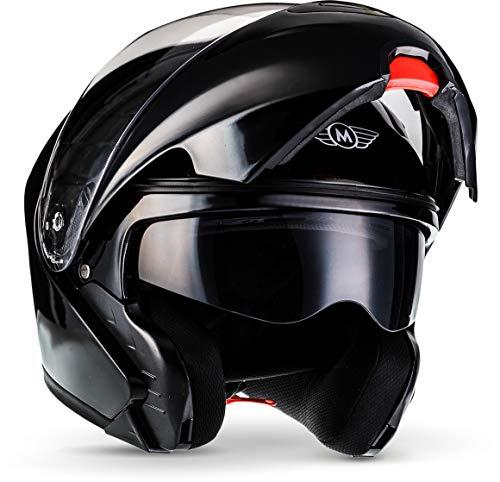 "59-60cm MOTOHelmets D22 /""Vintage Creme/"" /· Brain-Cap /· Halbschale Jet-Helm Motorrad-Helm Bobber /· Fiberglas Schnellverschluss SlimShell Tasche L"