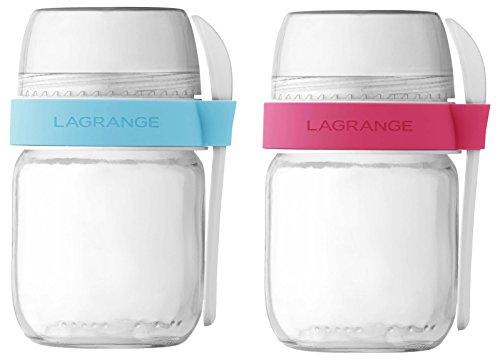 Lagrange 440403 2 Pots compartimentés