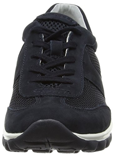 Gabor Helen Sneaker da Donna Blu (Dark Blue Mesh/Nubuck)