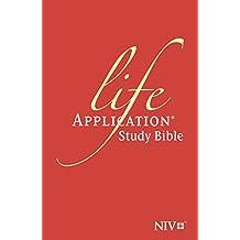NIV Life Application Study Bible (Anglicised) (New International Version) (English Edition)