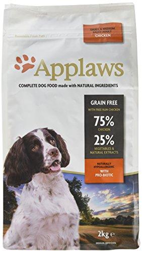 Applaws Hund Trockenfutter mit Huhn, 1er Pack (1 x 2 kg Packung)