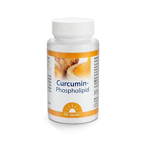 Dr. Jacob´s Curcumin Phospholipid 60 Kapseln