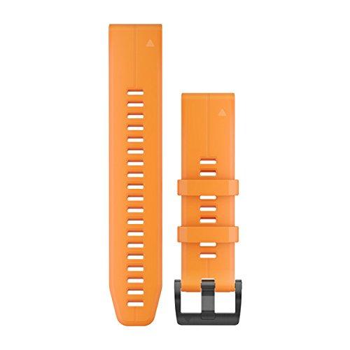 Garmin Ersatzarmbänder QuickFit 22-Uhrenarmbänder - Orange