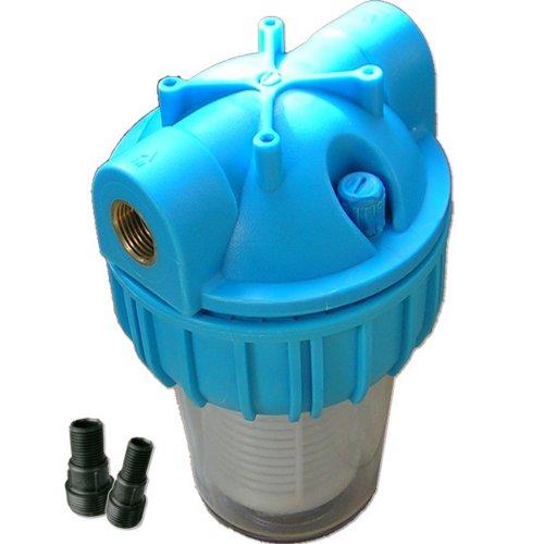 Mauk 643 Wasserfilter 3000 L/h, 1.19 cm mit Polypropylenfilter