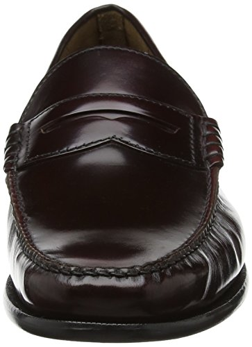 Barker Herren Newington Slipper Purple (bordeaux Hi-shine)